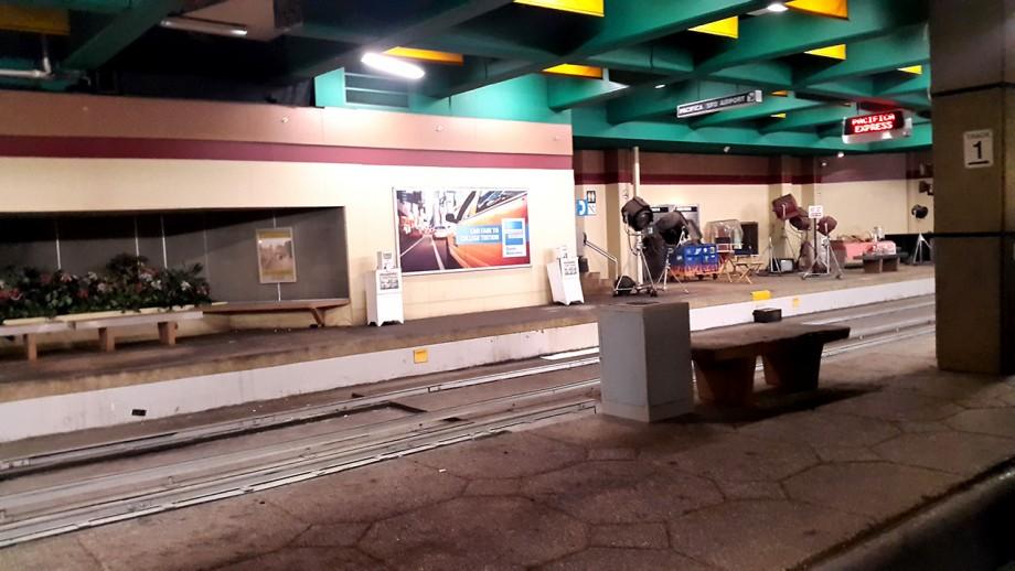 metro - na video pokazane co się dzieje potem ;)