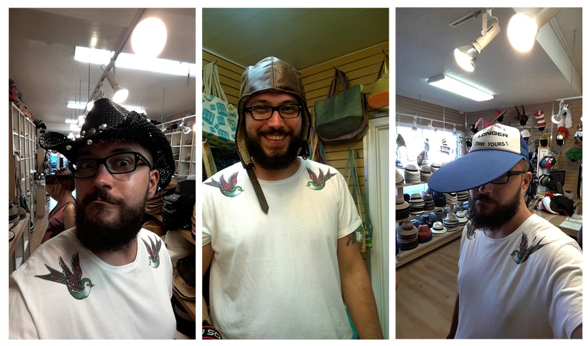 i mają zajebisty sklep z czapkami, ale to tak btw tylko