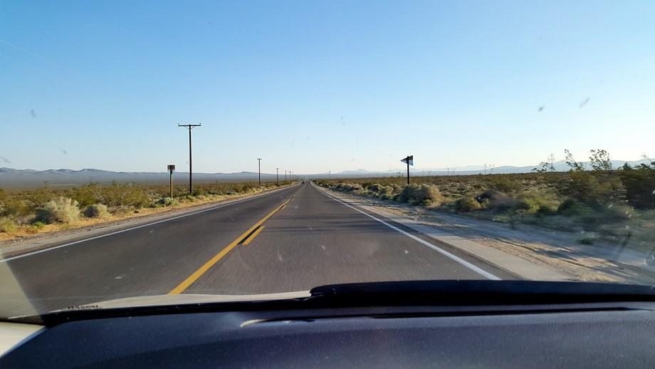 o Death Valley będę pisał następnym razem